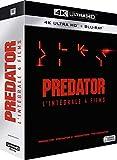 Predator : L'intégrale 4 Films [4K Ultra HD + Blu-ray]