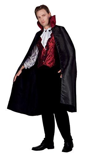 Boland 79051 Kostüm, rot, 54/56