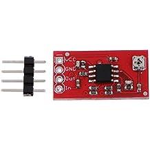 Lmv358 100 Veces la Ganancia de Señal del Módulo Amplificador Operacional Rojo ...