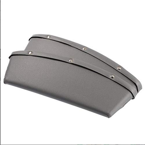 Pouybie Vehical Slim Seat Gap Filler Autositz Seitenfach Universal Seat Catcher Storage Organizer Auto Pocket Box Caddy Console Innenraum Sitzzubehör