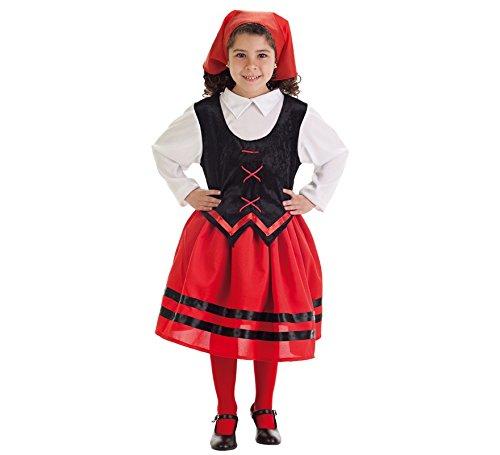 Imagen de llopis  disfraz infantil pastorcita t m