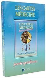 Les cartes médecine : Pensées quotidiennes