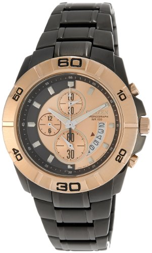 Citizen Analog Multi-Colour Dial Men's Watch AN3418-52P image