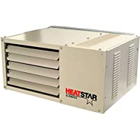 heatstar unidad de gas natural calentador Hsu 50 NG, 50000 BTU incluye propano gas kit