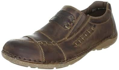 Rieker 05550-25, Chaussures basses homme - Marron (Marron-TR-C3-132), 41 EU