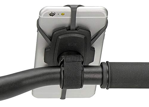 Klickfix Unisex- Erwachsene Quad Mini Phonepad, schwarz, one Size