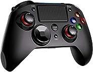 Controller PS4, VicTsing Wireless Joystick Playstation 4, Gaming Joystick Bluetooth Gamepad Controller, Luce L