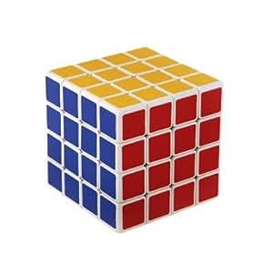 Nouveau 4x4x4 bloc creux Rubik's Puzzles Cube Professionnelle couleur