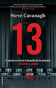 13 par Steve Cavanagh
