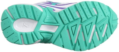 Puma Axis Mesh V2Schnürschuh Jungen Sneaker Weiß