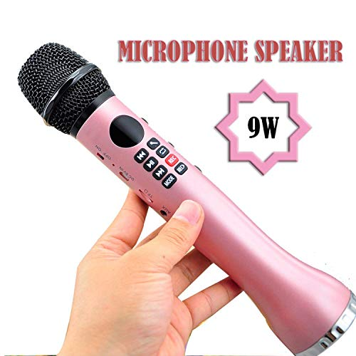 Micrófono Inalámbrico Karaoke...