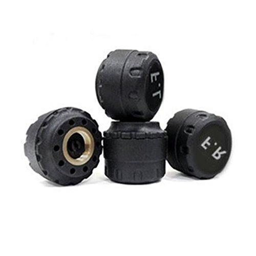 Ballylelly USB TPMS Détecteur de Voiture sans Fil Android avec des capteurs externes ou Internes Auto Pneu Alarme Système de Surveillance de la Pression des pneus