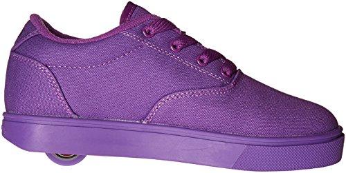 Bajos Púrpura Garcon Deporte De Zapatillas Heelys Lanzamiento De Sólido Color xnHfIp