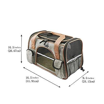 MiC-LuLu Pet Handbag Travel Carrier from MiC-LuLu