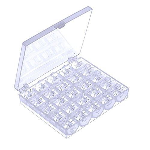 ailiebhaus-25-stck-nhmaschinenspulen-spulen-box-fr-25-spulenkunststofftransparent