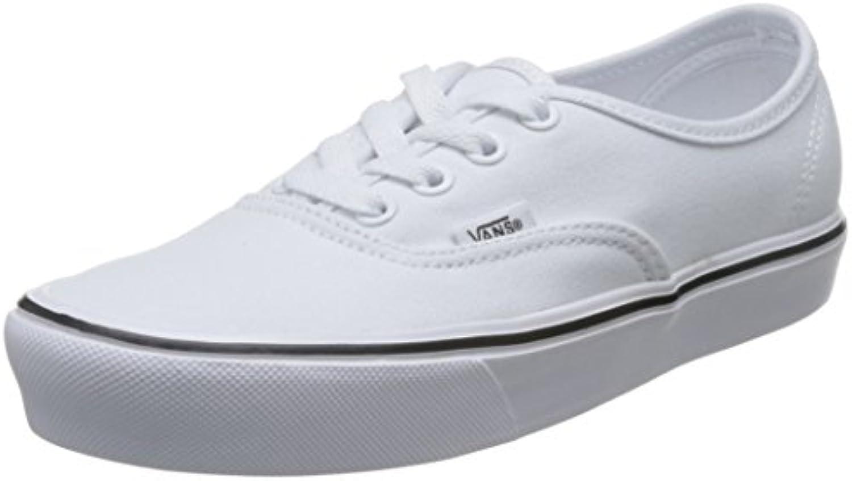 Vans Herren UA Authentic Lite Sneaker  Weiß