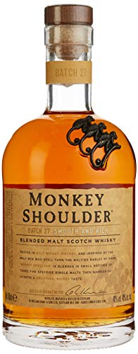Monkey Shoulder Triple Malt Scotch Whisky (1 x 0.7 l)