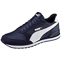 Puma Fashion Sneakers Casual Shoe For Men, Navy, 42 EU