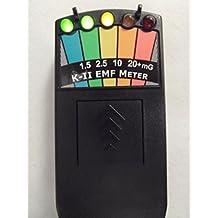 K2 Detector de caza a campos electromagnéticos, calavera con el único Original made in Usa utilizados por el equipo de GHOST mistero HUNTING PARANORMAL EQUIPMENT
