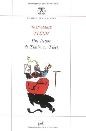 Une Lecture de Tintin au Tibet