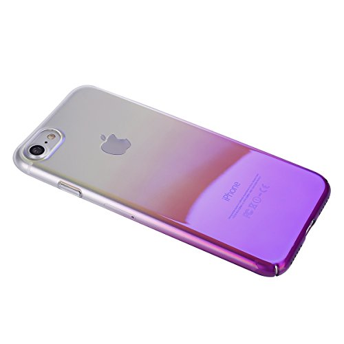 custodia apple iphone 7 porpora
