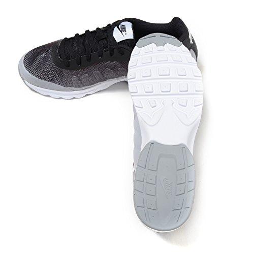 Nike Air Max Invigor Print, Chaussures de Running Entrainement Homme Gris