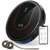 eufy [BoostIQ RoboVac 30C, Wi-Fi, Nuova Versione, Super-Sottile, Forte Aspirazione Fino a 1500Pa, 4 Metri di Strisce di Demar