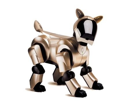 Sony AIBO ERS-210 (Gold)
