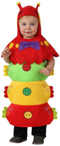 (ATOSA 8422259161028 - Verkleidung Wurm, Baby, Größe: 6-12)