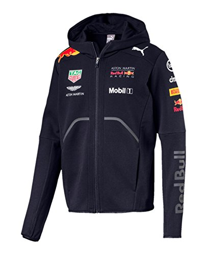 Preisvergleich Produktbild Puma Red Bull Racing Herren Team Jacke Night Sky M