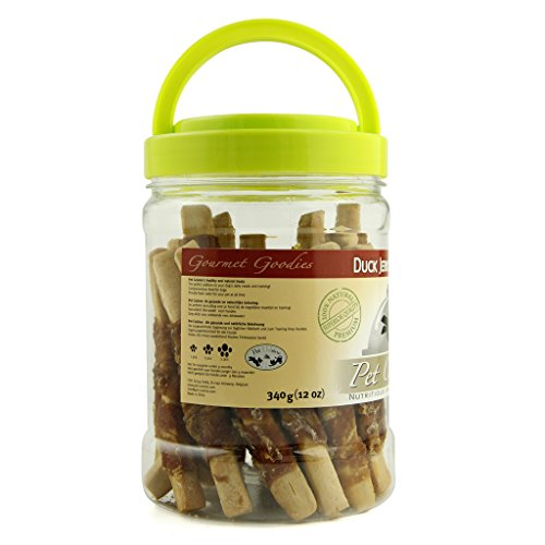 Pet-Cuisine-Premium-Dog-Treats-Puppy-Chews-Snacks-Duck-Jerky-Biscuits-340g