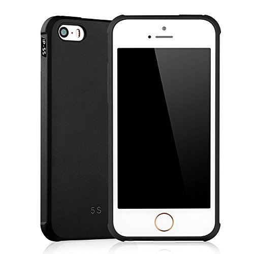 Hevaka Blade Apple iphone 5 5S SE Hülle - Weiche Silikon TPU SchutzHülle Tasche Case Cover für Apple iphone 5 5S SE - - 5 Fall Interessante Iphone