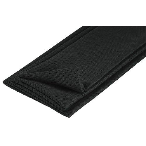 Hama Akustik-Stoff schwarz, schalldurchlässig