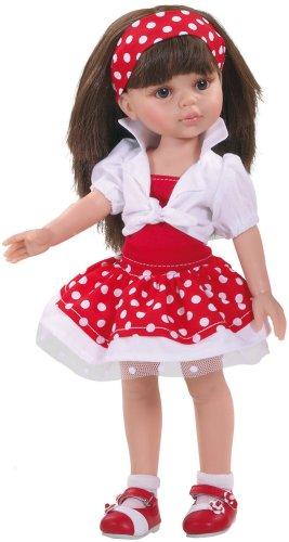 Paola Reina - Carol, muñeca vestida de verano, 32 cm (04557)