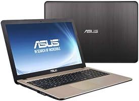 """Asus X540NA-GO067 15.6"""" Notebook, Intel Celeron N3350, 4GB RAM, 500GB HDD, FreeDOS"""