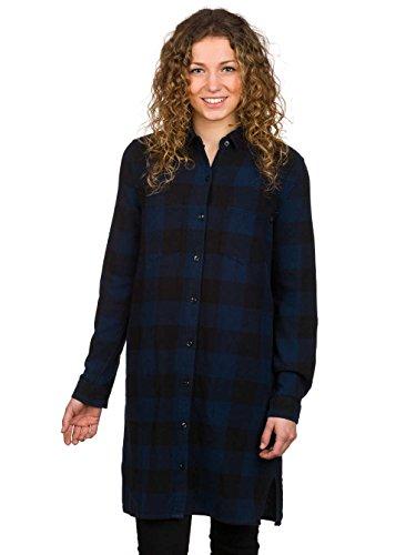 Kleid Vans Brigade Midi Kleid Dress Blues