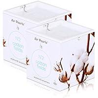 Air Pearls by ipuro N°2 cotton fields Duftkapseln 2x11,5g - Raumduft (2er Pack) preisvergleich bei billige-tabletten.eu