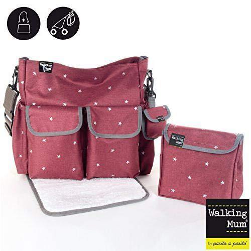 Walking Mum Gaby Winter - Bolsa canastilla