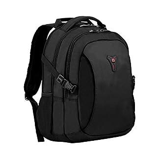 """41waiXiES1L. SS324  - Wenger Sidebar Deluxe - Mochila para Ordenador portátil de 16"""" y Compartimiento para Tablet de 10"""", Color Negro"""