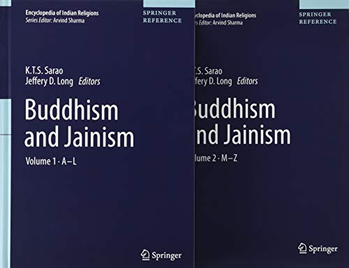 Buddhism and Jainism (Encyclopedia of Indian Religions)
