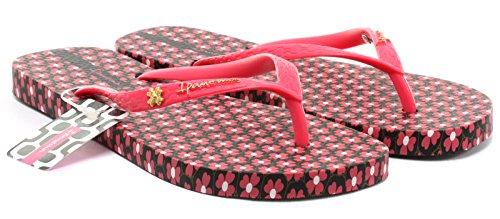 Ipanema Brasil Flor Femme Flip Flops pink