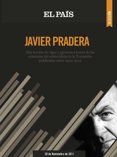 La España de Javier Pradera por Javier Pradera