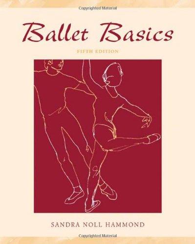 Ballet Basics por Sandra Noll Hammond