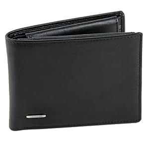Samsonite NYX-Style Geldbörse Leder 12 cm schwarz