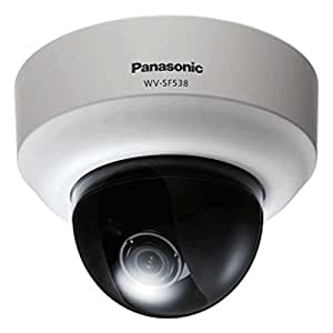 appareil photo panasonic wv sf538e ip security camera d me int rieur ext rieur blanc de. Black Bedroom Furniture Sets. Home Design Ideas