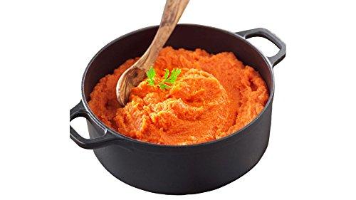 Purée de carottes nature BIO - 1 kg - Surgelé