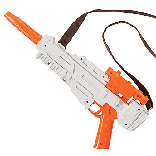 Fancy Ole - Star Wars Stormtrooper Blaster, 38cm, - Wars Accessoire Halloween Blaster, Star Kind, Stormtrooper
