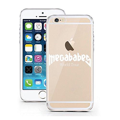 iPhone 6 6S Hülle von licaso® für das Apple iPhone 6 aus TPU Silikon Happy Dots Punkte Polka Dot Glücklich Muster ultra-dünn schützt Dein iPhone 6S & ist stylisch Schutzhülle Bumper in einem (iPhone 6 megababes World Tour