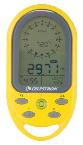 Celestron CE48002-DS - Bussola Elettronica Trekguide, Colore