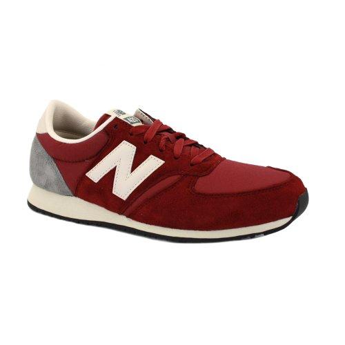 New Balance Herren U420 Lauflernschuhe Rot